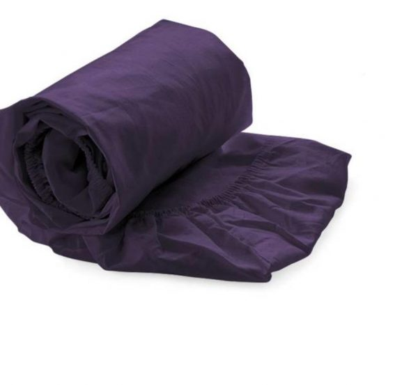 satijn vintage purple
