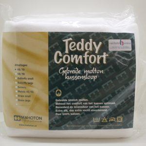 Mahoton Teddy Comfort molton kussensloop