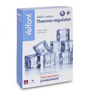 velfont thermo regulator kussenbeschermer