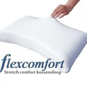 Mahoton Flexcomfort jersey stretch kussenlopen